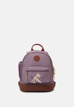 Lässig - MINI BACKPACK ADVENTURE DRAGONFLY UNISEX - Reppu - lilac