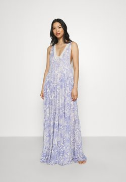 Free People - TIERS FOR YOU MAXI - Nachthemd - cornflower