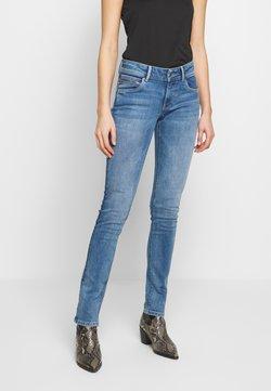 Pepe Jeans - KATHA - Jeansy Slim Fit - blue denim