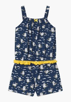 Blue Seven - SMALL GIRLS SEAGULL - Jumpsuit - dunkelblau