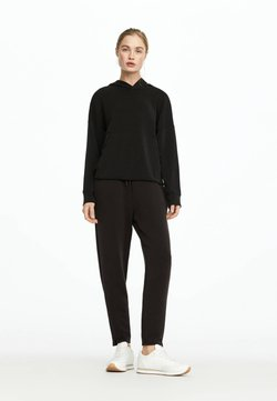 OYSHO_SPORT - Pantalon de survêtement - black