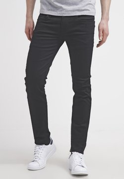 Pepe Jeans - HATCH - Jean slim - black denim