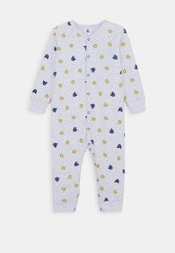 Petit Bateau - BABY DORS BIEN SANS PIEDSPOU - Pyjama - charme/marshmallow