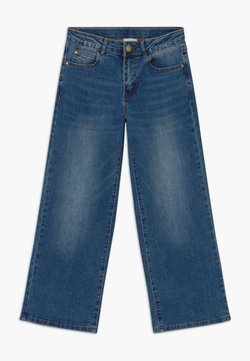 The New - ONINKA WIDE - Straight leg jeans - light blue denim
