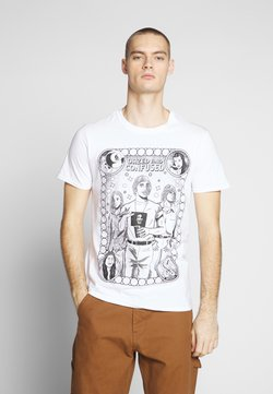 Bioworld - DAZED & CONFUSED ILLUSTRATION - T-Shirt print - white