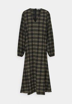 Envii - JADE DRESS - Freizeitkleid - olive
