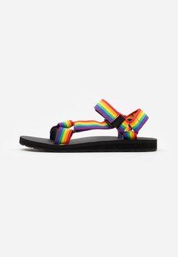 Teva - ORIGINAL UNIVERSAL - Trekkingsandale - rainbow/black