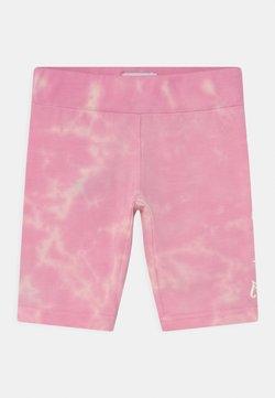 Juicy Couture - TIE DYE CYCLE - Leggingsit - fuchsia pink