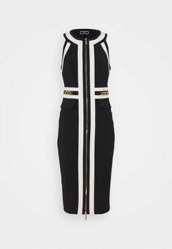 Elisabetta Franchi - Vestido de tubo - nero/burro