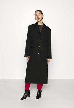 Weekday - LAYA - Klasyczny płaszcz - black