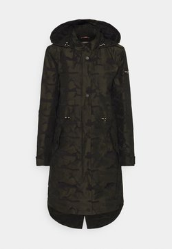 Frieda & Freddies - Parka - black over green
