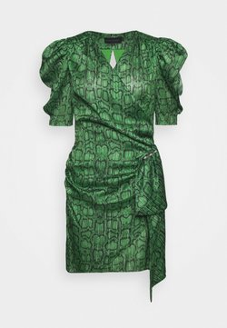 Birgitte Herskind - KATHINKA MINI DRESS - Cocktail dress / Party dress - green