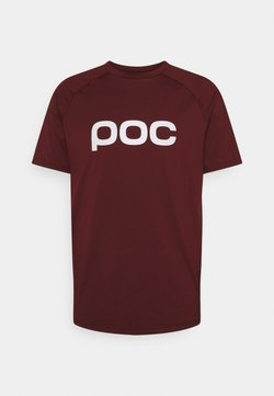 POC - REFORM ENDURO TEE - T-Shirt print - red