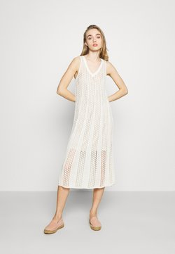 Pepe Jeans - LARA - Strickkleid - off white