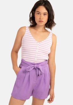 FRNCH - NAYE - Top - lilac