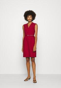 comma - Vestido de cóctel - deep red