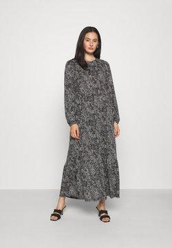 Vero Moda - VMPYM DRESS - Korte jurk - black/white