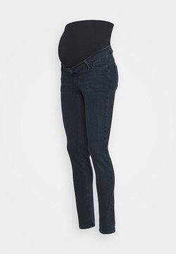Esprit Maternity - PANTS SLIM - Vaqueros slim fit - darkwash