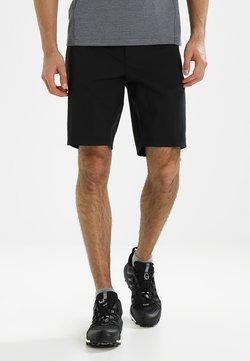 ODLO - SHORTS WEDGEMOUNT                        - kurze Sporthose - black