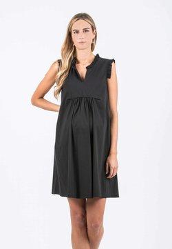 ATTESA - SOFIA - Vestido informal - black