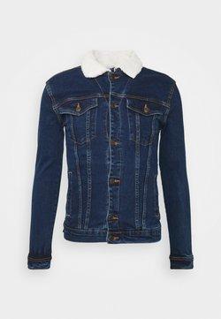 Denim Project - KASH JACKET - Veste en jean - dark blue