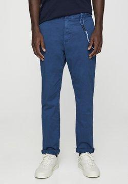 PULL&BEAR - Chinot - mottled blue