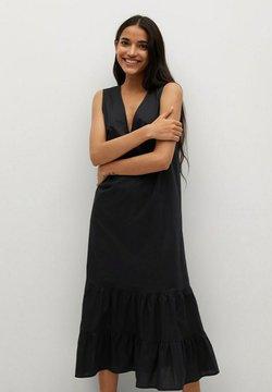 Mango - HOLIDAY-L - Sukienka letnia - schwarz
