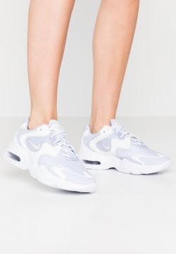 Nike Sportswear - AIR MAX 2X - Sneakers laag - ghost/barely rose/summit white/white