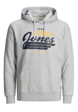 Jack & Jones - Sweat à capuche - grey