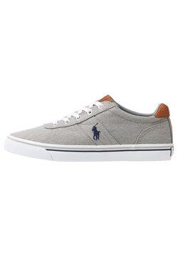 Polo Ralph Lauren - HANFORD - Sneaker low - soft grey/navy