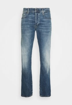 G-Star - 3301 STRAIGHT TAPERED - Straight leg jeans - vintage medium aged