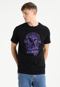 Mister Tee - BLACK SABBATH LOTW - T-shirt print - black