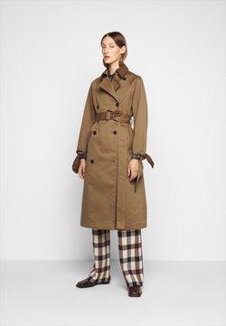 Victoria Victoria Beckham - TIE SLEEVE - Trenchcoat - fawn brown