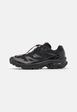 Salomon - XT 6 UNISEX - Sneaker low - black/phantom