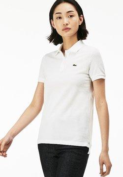 Lacoste - CLASSIC FIT DAMEN - Polo - white