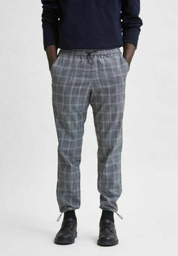 Selected Homme - Chinos - grey