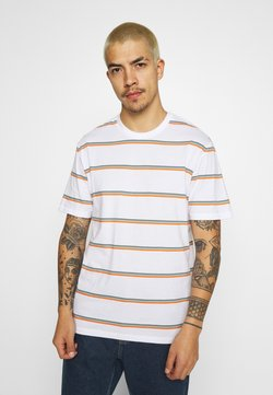 Only & Sons - ONSMARIO LIFE TEE  - T-Shirt print - bright white