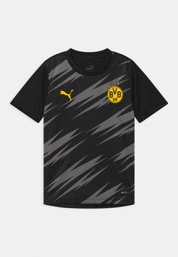 Puma - BVB BORUSSIA DORTMUND STADIUM UNISEX - Vereinsmannschaften - puma black/asphalt