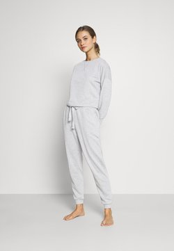 Anna Field - Nachtwäsche Set - mottled light grey