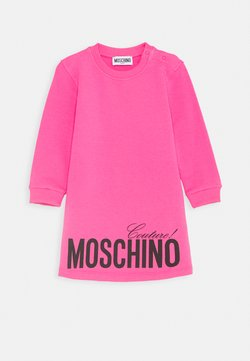 MOSCHINO - DRESS - Korte jurk - fuxia