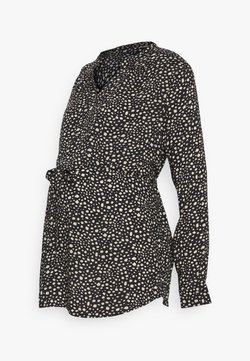 JoJo Maman Bébé - PEBBLE BLOUSE - Blus - black