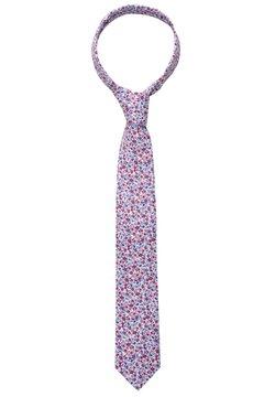 Eterna - Krawatte - rot/blau