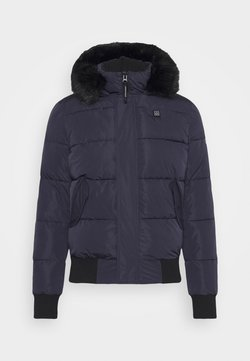 Maison Courch - PARKA - Winterjacke - navy/black