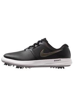 Nike Golf - AIR ZOOM VICTORY - Golfschuh - black/metallic pewter/gunsmoke/vast grey/platinum tint
