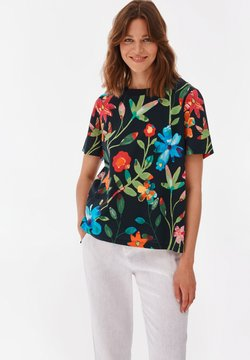 TATUUM - HAPIKA - T-shirt imprimé - navy blue