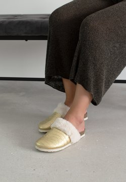 Genuins - Chaussons - gold