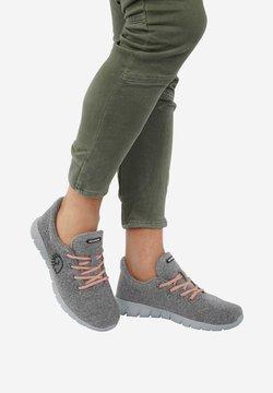 Giesswein - MERINO RUNNERS - Sneaker low - grey