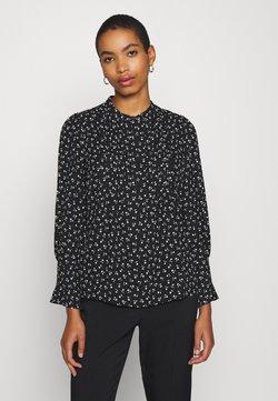 Selected Femme - SLFLIVIA  - Bluse - black