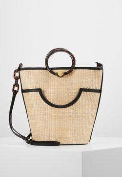 Ted Baker - AMAYI - Handtasche - beige/black