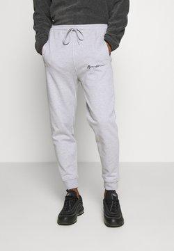 Mennace - REGULAR SIGNATURE  - Jogginghose - grey